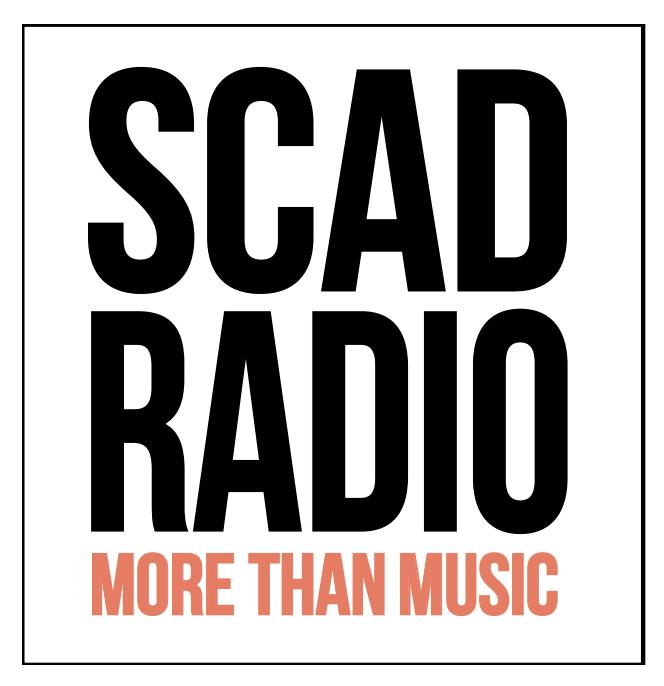 SCAD Radio - Student Radio for Savannah College of Art and